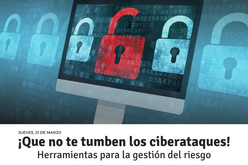 ¡Aprende a evitar ciberataques en tu empresa! Inscríbete en nuestra próxima jornada