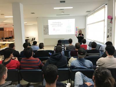 CEEI Elche muestra a los Explorers de Alicante algunas claves para entender las necesidades de sus clientes