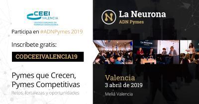 Jornada ADN Pymes en Valencia