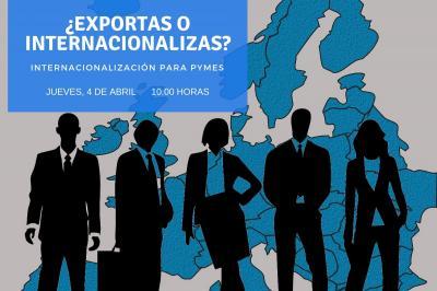 ¿Exportas o internacionalizas?