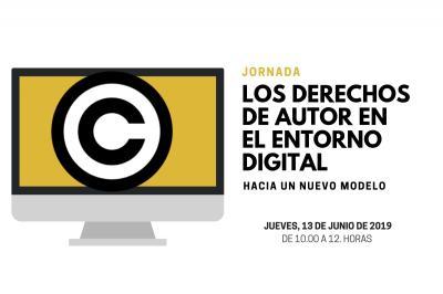 Jornada els drets d'autor a l'entorn digital: fins un nou model