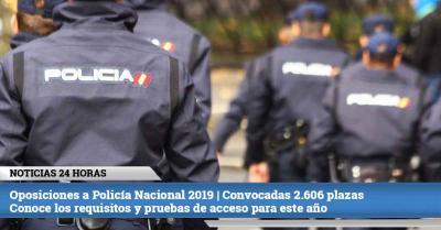 policia nacional 2019