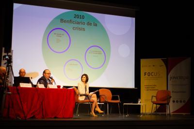 Mesa redonda: cómo generar valor con la innovación en productos gastronómicos. Focus Pyme Baix Vinalopó 19