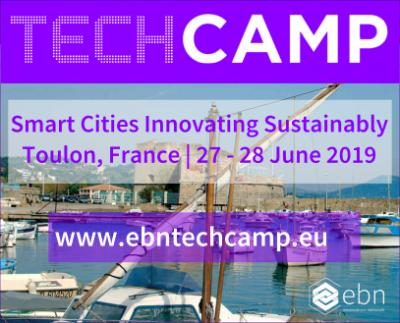 TechCamp: Smart cities innovating sustainably
