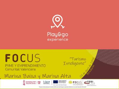 Presentació de Play&Go Experience