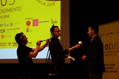 Entrevista Gerson Beltran. Focus Pyme y Emprendimiento Marina Baixa y Marina Alta