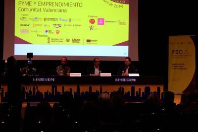Mesa redonda herramientas clave del turismo inteligente. Focus Pyme Marina Baixa y Marina Alta