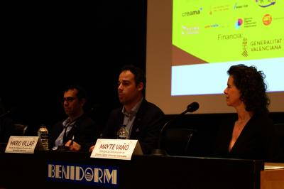 Mesa redonda herramientas y soluciones para DTIs. Focus Pyme Marina Baixa y Marina Alta