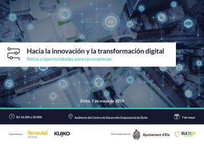Hacia la innovación y la transformación digital