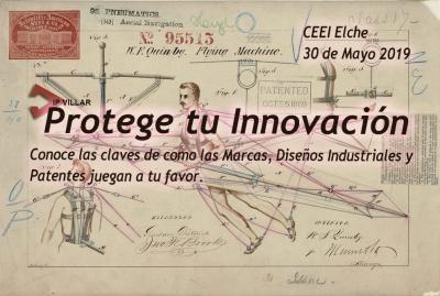 Jornada Como proteger la innovación