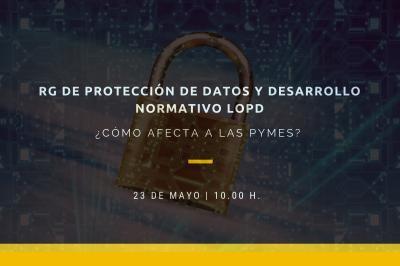 Proteccion datos  jornada