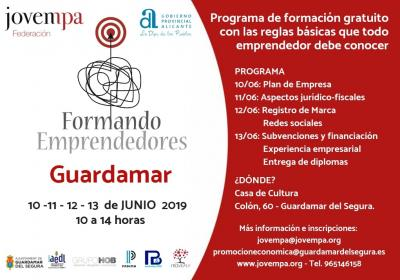 Formando Emprendedores Guardamar