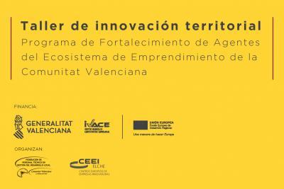 Taller innovación territorial