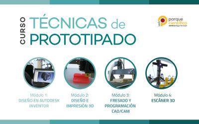 El curso consta de 4 módulos independientes que se realizarán en diferentes semanas dentro del mes de julio.