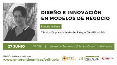 Orihuela Emprende que se dirige a empresarios y emprendedores de la localidad y alrededores arranca con una jornada sobre diseño de modelos de negocio.