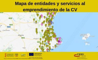 El mapa del emprendimiento sigue creciendo en la provincia de Alicante