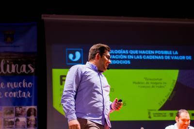 Mesa redonda: Tecnologías que hacen posible la innovación.Focus Pyme Alto y Medio Vinalopó 2019