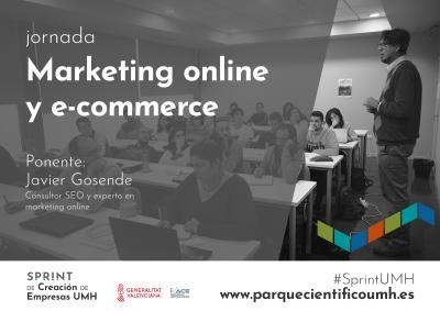 Ambas sesiones estarán impartidas por Javier Gosende, especialista en posicionamiento en internet, comercio electrónico y buscadores.