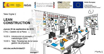 Taller digital: Lean Construction