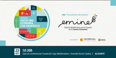 """Jornada Inaugural Emine """"Hacia un economía de Propósito"""""""