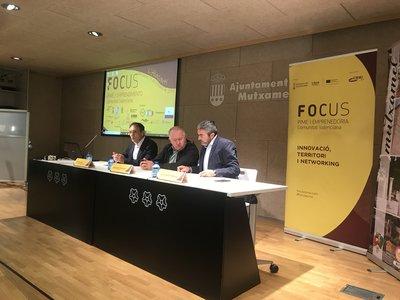 Focus Pyme y Emprendimiento Alacantí. Apertura institucional