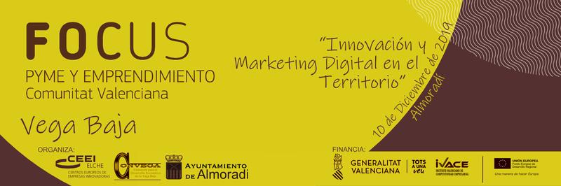 ¿Todavía no te has inscrito? Te esperamos en #FocusPyme Vega Baja