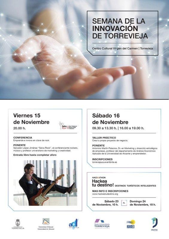 Semana de la innovación de Torrevieja