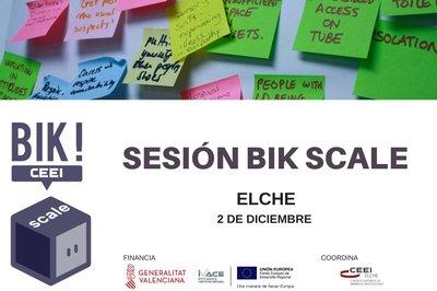 Sesión BIK SCALE ELCHE