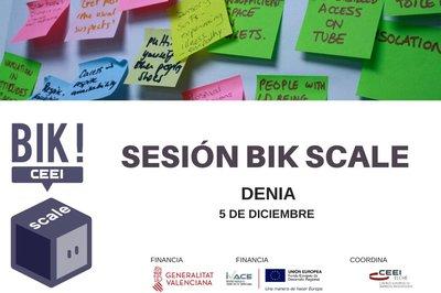 Sesión BIK SCALE DENIA