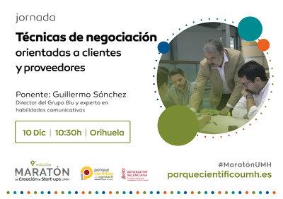 La sesión estará impartida por el socio director del grupo BLU y experto en habilidades comunicativas, Guillermo Sánchez