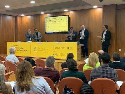 Mesa de conclusiones. I Congreso Emprendimiento e Innovación Territorial de la Comunitat Valenciana
