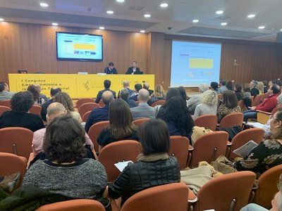 Éxito de asistencia en el I Congreso Emprendimiento e Innovación Territorial de la CV