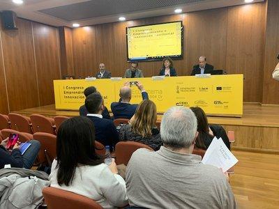 Apertura institucional. I Congreso Emprendimiento e Innovación Territorial CV