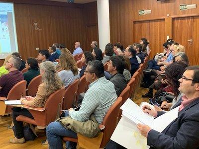 Más de 170 agentes en el I Congreso Emprendimiento e Innovación Territorial CV