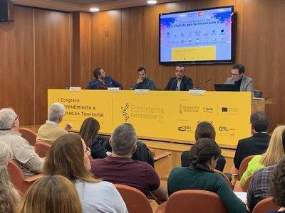 Innovación rural, urbana y europea. I Congreso Emprendimiento e Innovación Territorial CV