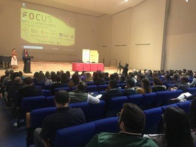 Inauguración Focus Pyme y Emprendimiento Vega Baja