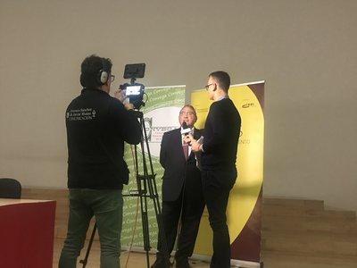 Focus Pyme y Emprendimiento Vega Baja - Entrevista al director de Ekermann