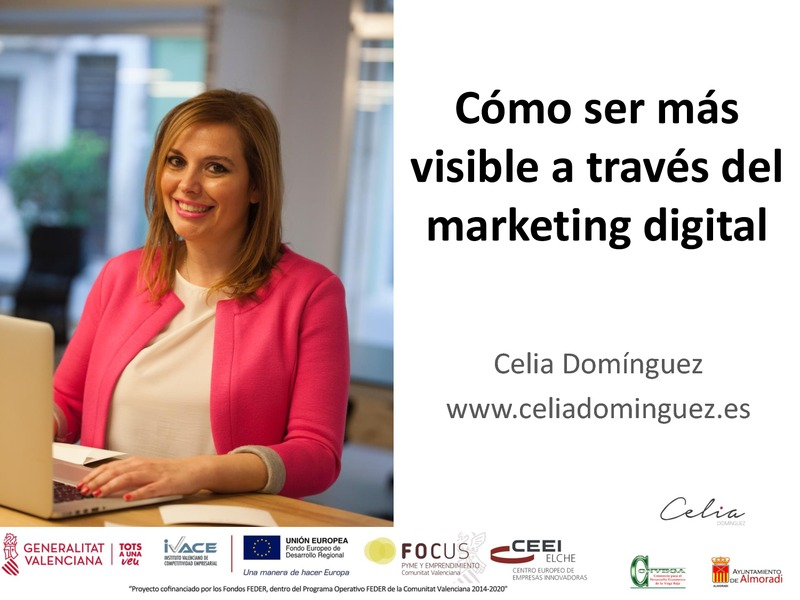 Cómo ser más visible a través del marketing digital