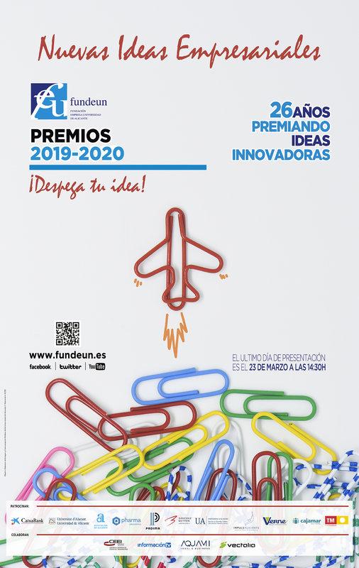 PREMIOS NUEVAS IDEAS EMPRESARIALES