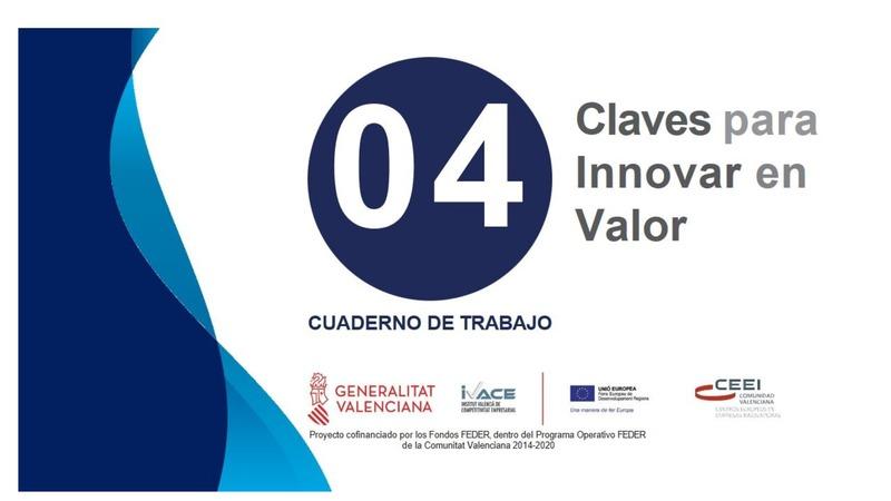 Claves para Innovar en Valor (Portada)