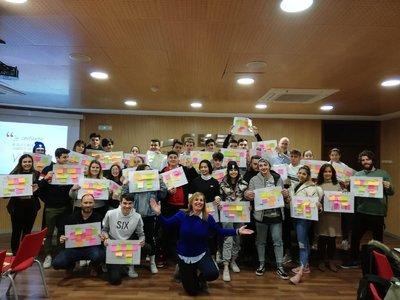 Celia Domínguez guía a futuros emprendedores a desarrollar su potencial en CEEI Elche