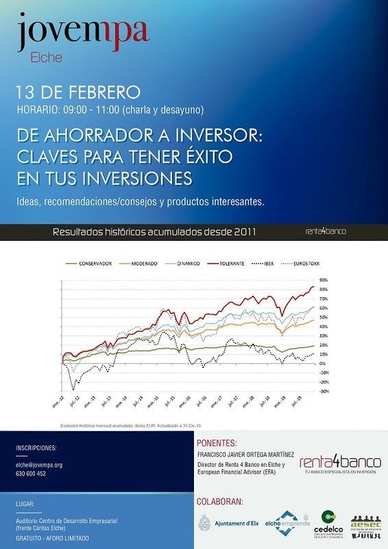 Jornada del ahorrador al inversor
