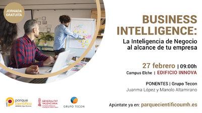 La jornada estará impartida por el consultor y el responsable del área de Business Intelligence de Grupo Tecon, Juanma López y Manolo Altamirano