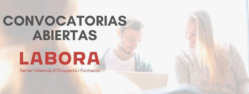 ¡Abiertas las convocatorias de las nuevas ayudas GVA Labora!