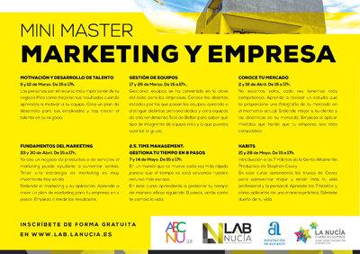 Mini Master Marketing y Empresa