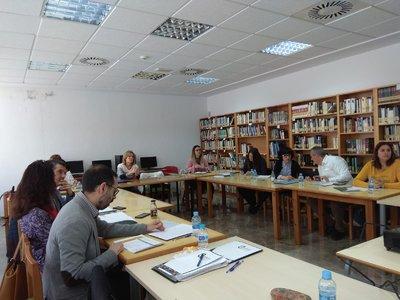Reunión Agentes del ecosistema Vega Baja