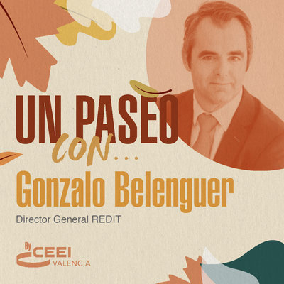 Gonzalo Belenguer, Director General REDIT