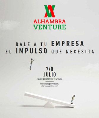 Convocatoria Alhambra Venture 2020