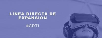 Convocatoria: Línea Directa de Expansión CDTI (LIC- A)