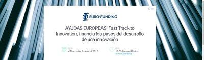 Ayudas europeas a la innovación